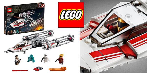 LEGO Star Wars TM Caza estelar Ala resistencia barato