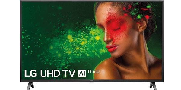 Smart TV LG UM7100PLB UHD 4K HDR barato