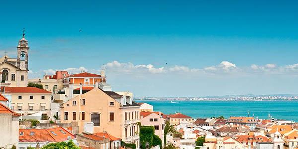 Lisboa escapada de lujo barata