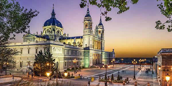 Madrid oferta estancia en hotel de primera categoría