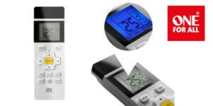 Mando a distancia universal para aire acondicionado One For All URC1035 barato en Amazon