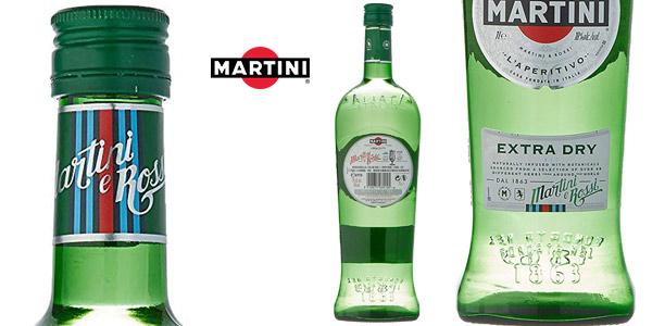 Martini Vermouth Extra Dry de 1000 ml barato en Amazon