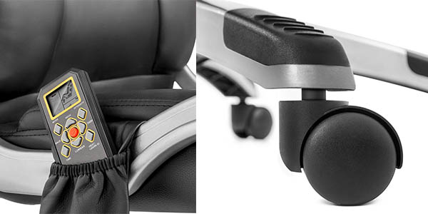 Mc Haus Dion silla de oficina de calidad alta chollo