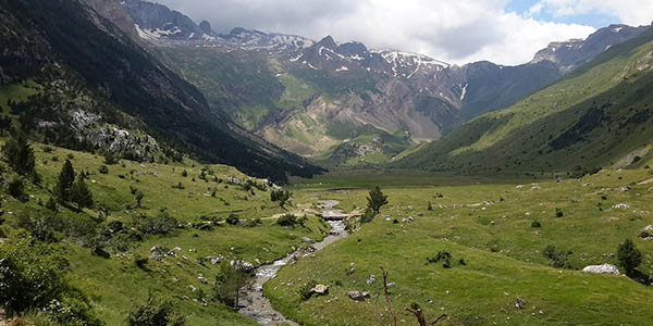 Monte Perdido escapada de senderismo barata