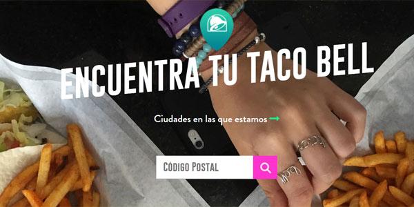 National Taco Day 2019 concurso enTaco Bell