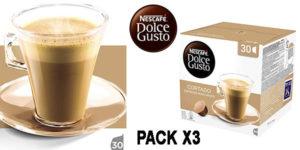 Nescafe Dolce Gusto Magnum Espresso Macchiato cápsulas baratas