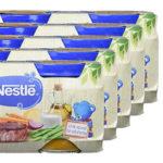 Nestle Naturnes seleccion judias patatas ternera papillas baratas