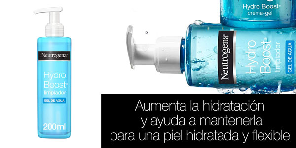 Neutrogena Hydro Boost gel limpiador barato