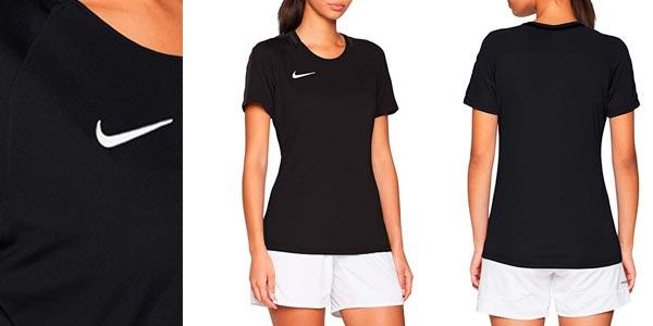 Camiseta Nike W Nk Dry Academy 18 para mujer barata en Amazon