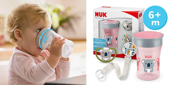 NUK Magic cup set barato