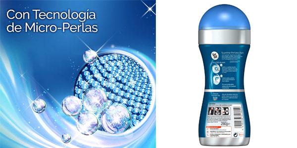 Pack x4 Vernel Supreme Pearls Potenciador Fresh Joy de perfume para la ropa 260 gr/ud chollo en Amazon