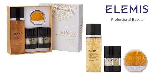 Pack Elemis Biotec Skin Energizing System + Foreo Luna Play barato en Amazon