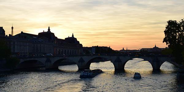 París escapada con paseo por el Sena oferta