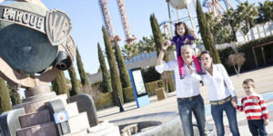 Parque Warner escapada barata Madrid