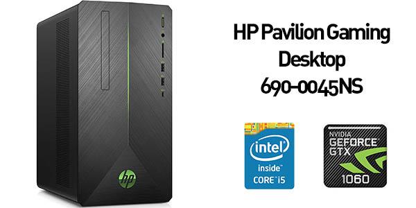 HP Pavilion Gaming Desktop 690-0045ns