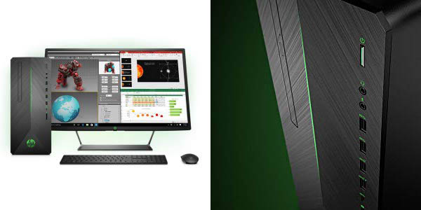 HP Pavilion Gaming Desktop 690-0045ns barato