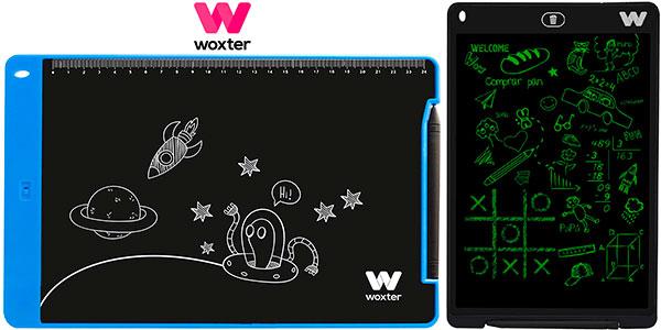 """Pizarra electrónica Woxter Smart Pad 120 de 12"""" con lápiz táctil barata"""