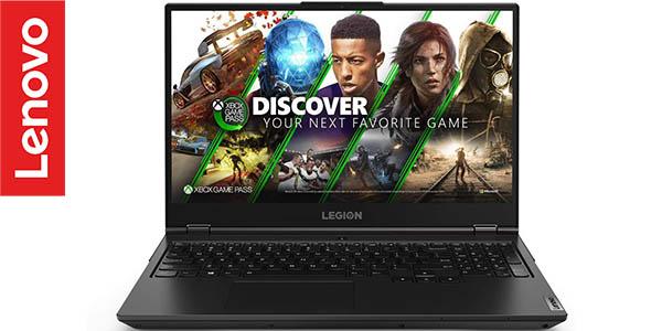 "Lenovo Legion 5 15ARH05H de 15.6"" Full HD 120 Hz"