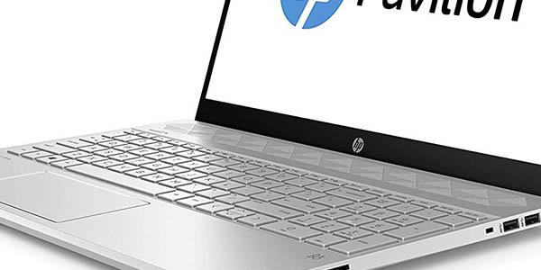 "Portátil HP Pavilion 15-cw0001ns de 15.6"" Full HD barato"