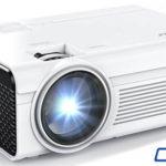 Mini Proyector portátil LED Crosstour P600 HD