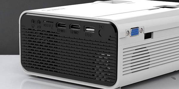 Mini Proyector portátil LED Crosstour P600 en Amazon