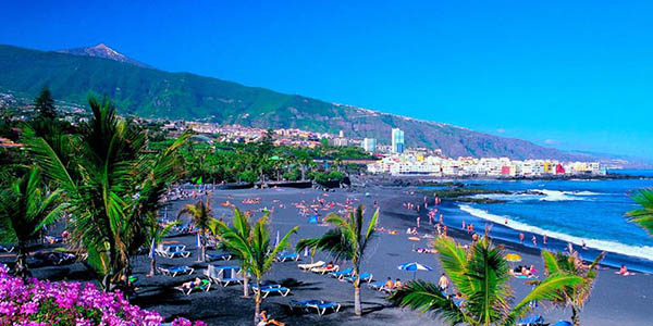 Puerto de la Cruz Tenerife escapada barata