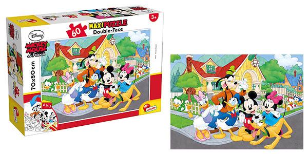 puzle Lisciani Giochi 66728-0 Mickey Supermaxi 60 chollo