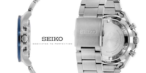Reloj Cronógrafo Seiko SSB259P1 para hombre chollazo en Amazon