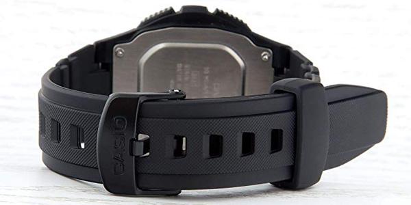 Reloj digital unisex Casio W-213-2AVES chollo en Amazon