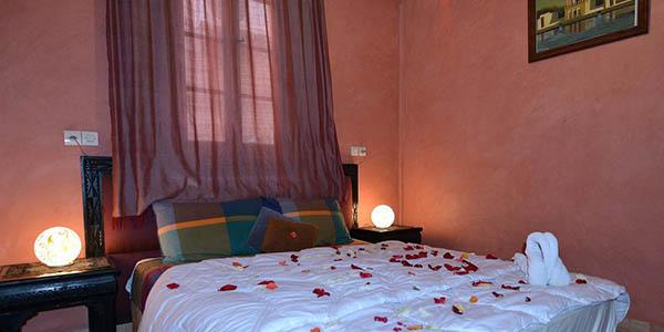 riad Tamazouzt céntrico en Marrakech relación calidad-precio estupenda