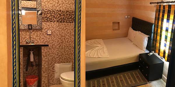 Riad Tarik alojamiento céntrico y barato en Marrakech