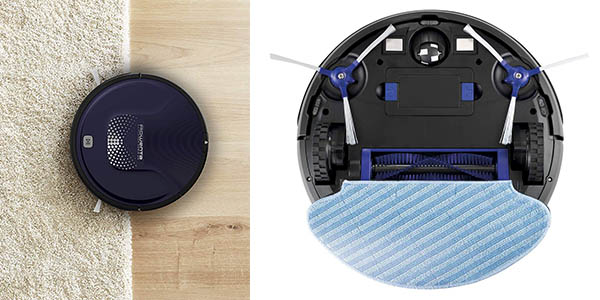 Rowenta Smart Force Explorer Aqua robot aspirador fregona oferta