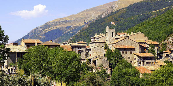 ruta por los pueblos del Berguedà Cataluña a precio de chollo