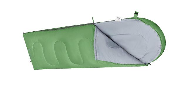 Saco de Dormir KingCamp Oasis adulto 220x75cm temporada 3 barato en Amazon