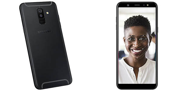 Samsung Galaxy A6 Plus barato