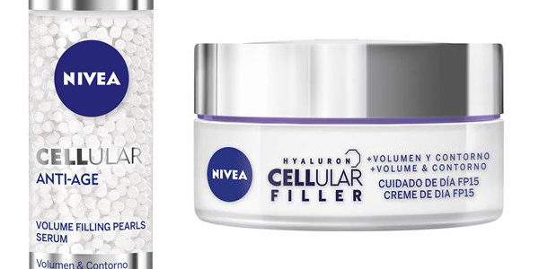 Set de Belleza Crema de Día y Sérum NIVEA Cellular Anti-Age Volume Filling chollo en Amazon