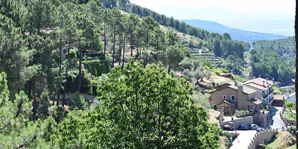 Sierra de Gredos escapada de senderismo barata para el Puente de diciembre