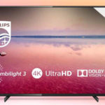 "Smart TV Philips 50PUS6704/12 de 50"" UHD 4K con Ambilight 3"