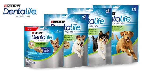 Sticks limpiadores Purina Dentalife para perro barato en Amazon