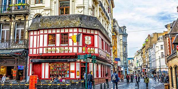 viaje corto en invierno a Bruselas Chollo