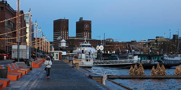 viaje a los mercados de Navidad de Oslo oferta