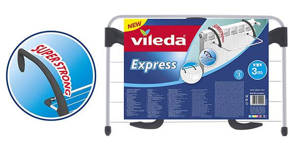 Vileda Express tendedero plegable para radiador chollo