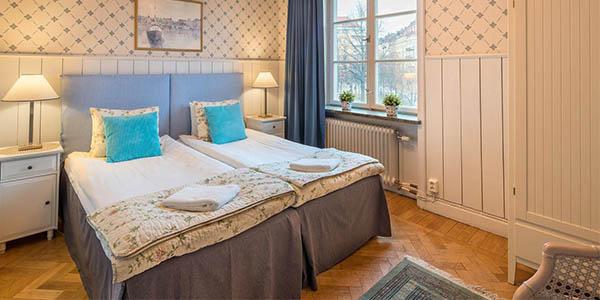 Wasa Park Hotel en Estocolmo de relación calidad-precio estupenda