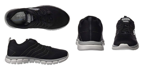 Zapatillas Zapatillas Skechers Skech Flex 2.0 para hombre en oferta en Amazon