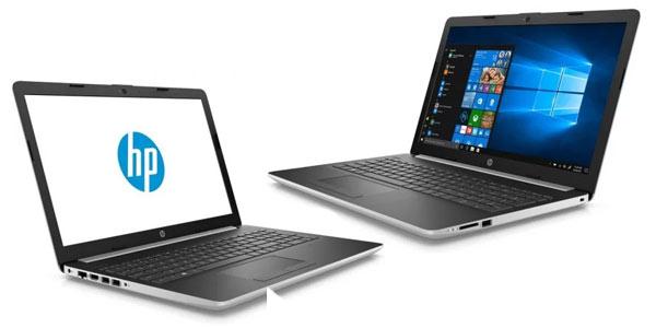 "Comprar portátil HP Notebook 15-DA0244NS Intel Core i3-7020U/8GB/512GB SSD/15.6"" rebajado en PcComponentes"