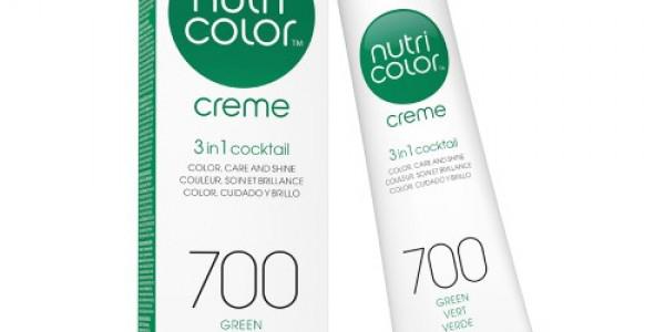Revlon Professional Nutri Color Creme 3 in 1 Cocktail 700 Verde de 100 ml barato en Amazon