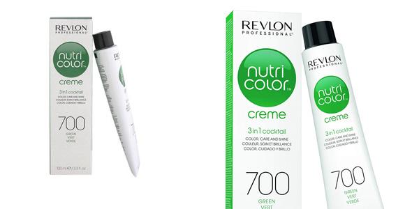 Revlon Professional Nutri Color Creme 3 in 1 Cocktail 700 Verde de 100 ml chollo en Amazon