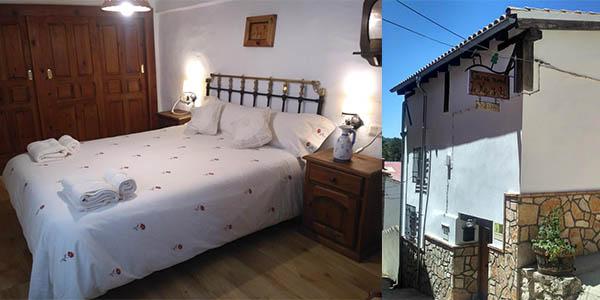Casa rural La Hija de Juan relación calidad-precio estupenda en la Serranía de Cuenca
