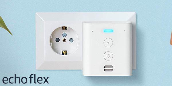 Minialtavoz inteligente Amazon Echo Flex