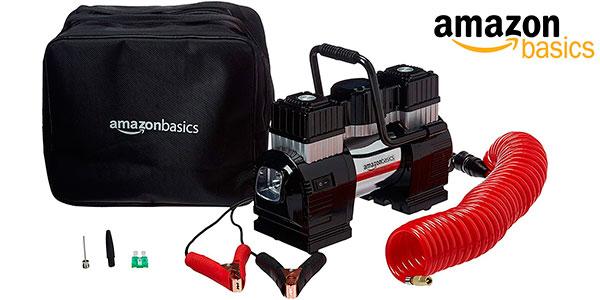 Compresor de aire portátil AmazonBasics barato
